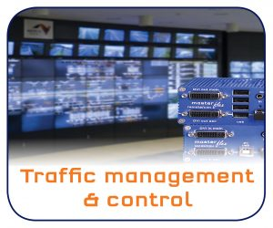 KVM Extender ovetr IP for Traffic Management