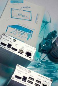 KVM Extender- SMARtline- Full HD-VGA-DVI-USB